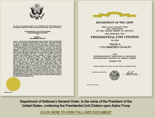 Presidential Unit Citation
